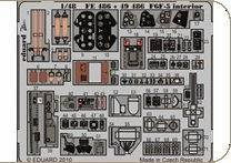 F6F-5 - Interior S.A. [HobbyBoss] · EDU 49486 ·  Eduard · 1:48