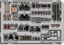 F6F-5 für Eduard · EDU 49489 ·  Eduard · 1:48