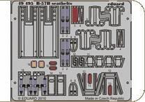 B-57B - Seatbelts [Airfix] · EDU 49495 ·  Eduard · 1:48
