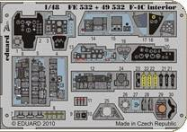 F-4C S.A. [Hasegawa] · EDU 49532 ·  Eduard · 1:48