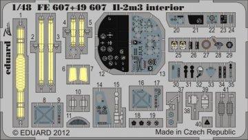 II-2m3 S.A. for Tamiya · EDU 49607 ·  Eduard · 1:48