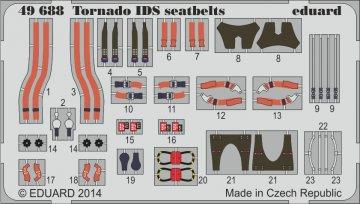 Tornado IDS - Seatbelts [Revell] · EDU 49688 ·  Eduard · 1:48