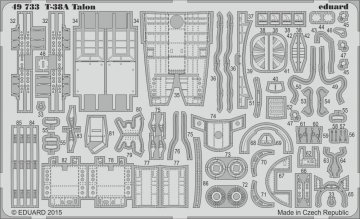T-38A Talon [Wolfpack] · EDU 49733 ·  Eduard · 1:48