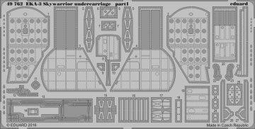 EKA-3 Skywarrior - Undercarriage [Trumpeter] · EDU 49762 ·  Eduard · 1:48