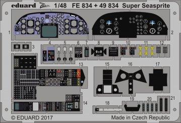 Super Seasprite [Kitty Hawk] · EDU 49834 ·  Eduard · 1:48