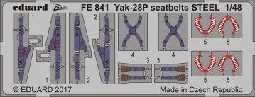 Yak-28P - Interior [Bobcat Models] · EDU 49841 ·  Eduard · 1:48