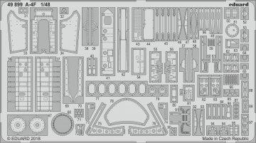 A-4F Sky Hawk [HobbyBoss] · EDU 49899 ·  Eduard · 1:48