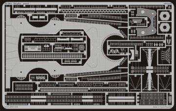 Schlachtschiff Tirpitz  · EDU 53004 ·  Eduard · 1:350