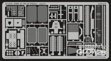 PBR 31 Mk.II Pibber · EDU 53010 ·  Eduard · 1:35