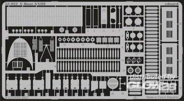 U-boat  XXIII [Special Hobby] · EDU 53022 ·  Eduard · 1:72