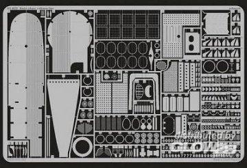 Gato class submarine [Revell] · EDU 53023 ·  Eduard · 1:72