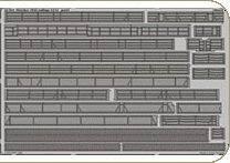 Fletcher 1942 - Railings [Revell] · EDU 53041 ·  Eduard · 1:144