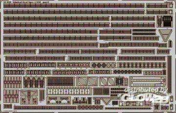 Admiral Graf Spee [Academy] · EDU 53050 ·  Eduard · 1:350