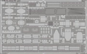 USS Arizona 1941 [HobbyBoss] · EDU 53069 ·  Eduard · 1:350