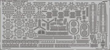 Yamato [Tamiya] · EDU 53072 ·  Eduard · 1:350