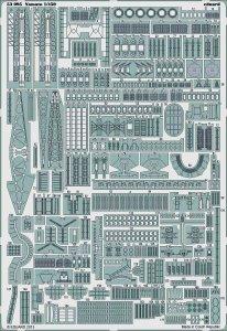 IJN Battleship Yamato [Hasegawa] · EDU 53095 ·  Eduard · 1:450