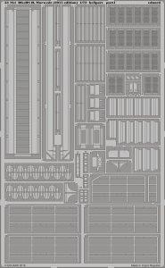 DGzRS Hermann Marwede - Heliport [Revell] · EDU 53164 ·  Eduard · 1:72