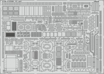 PT-579/588 [Revell] · EDU 53248 ·  Eduard · 1:72