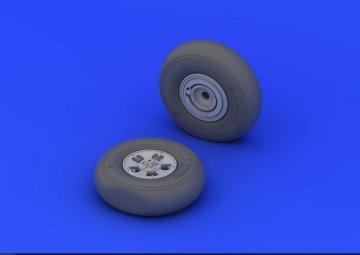 Spitfire MK.I/II - Wheels [Revell] · EDU 632038 ·  Eduard · 1:32