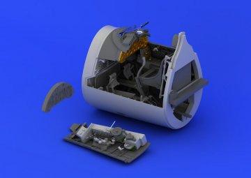 F4U-1 - Cockpit [Tamiya] · EDU 632039 ·  Eduard · 1:32