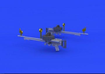 Lewis Mk.III WW1 gun [Hasegawa] · EDU 632054 ·  Eduard · 1:32