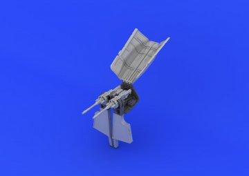 Focke Wulf Fw190 F-8 MG 131 mount [Revell] · EDU 632060 ·  Eduard · 1:32