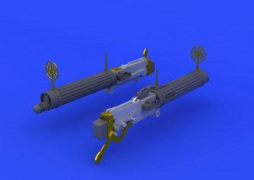 Vickers Mk.I WWI gun · EDU 632067 ·  Eduard · 1:32