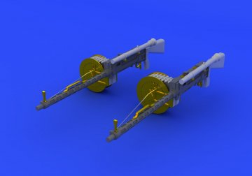 MG 14/17 Parabellum WW1 gun · EDU 632071 ·  Eduard · 1:32