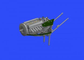 DeHavilland Mosquito FB Mk.VI - Engines [Tamiya] · EDU 632090 ·  Eduard · 1:32