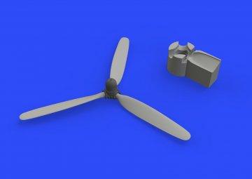US Vought F4U-1 Corsair - Propeller [Tamiya] · EDU 632110 ·  Eduard · 1:32