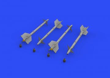 AIM-9M/L Sidewinder · EDU 632141 ·  Eduard · 1:32