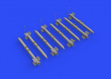 HVAR rockets · EDU 632154 ·  Eduard · 1:32