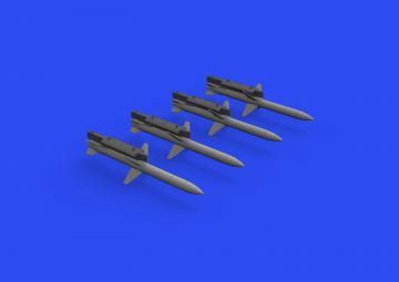 AGM-45 Shrike · EDU 632163 ·  Eduard · 1:32