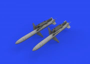 AGM-88 HARM · EDU 632164 ·  Eduard · 1:32
