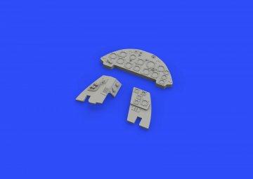 US VOUGHT F4U-1A Corsair - Löök [Tamiya] · EDU 634002 ·  Eduard · 1:32
