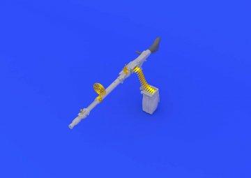 MG 34 gun · EDU 635002 ·  Eduard · 1:35