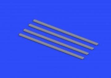 Ammo belts 12,7 mm · EDU 635006 ·  Eduard · 1:35