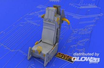 F-22A seat (ACA) · EDU 648002 ·  Eduard · 1:48