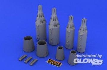 Rocket launcher UB-16 & UB-32 · EDU 648025 ·  Eduard · 1:48