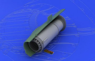 MiG-21MF/SMT - Exhaust nozzle [Eduard] · EDU 648027 ·  Eduard · 1:48