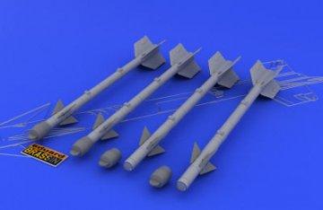 AIM-9B Sidewinder · EDU 648028 ·  Eduard · 1:48