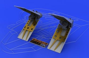 F-16 air brakes [Tamiya] · EDU 648039 ·  Eduard · 1:48