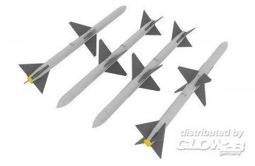 AIM-7E Sparrow · EDU 648062 ·  Eduard · 1:48