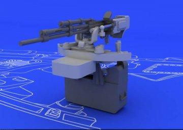 II-2 UBT gun [Tamiya] · EDU 648079 ·  Eduard · 1:48