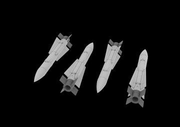 AIM-54A Phoenix · EDU 648097 ·  Eduard · 1:48