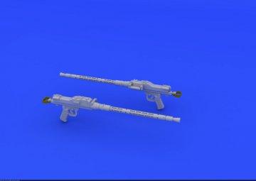 MG 81 gun · EDU 648131 ·  Eduard · 1:48