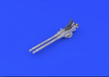 MG 81Z gun · EDU 648135 ·  Eduard · 1:48