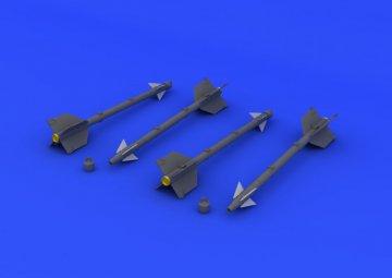 AIM-9D Sidewinder · EDU 648156 ·  Eduard · 1:48