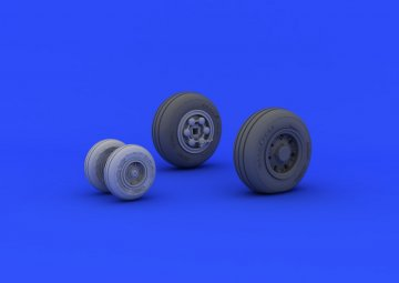 Tornado IDS - Wheels [Revell] · EDU 648159 ·  Eduard · 1:48