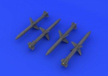 AGM-45 Shrike · EDU 648165 ·  Eduard · 1:48